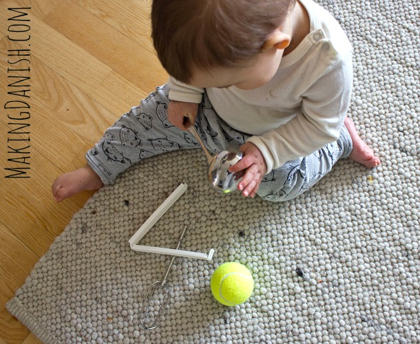 what to do with your 8-10 month old baby rainy day