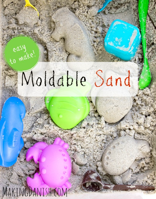 Moldable sand-2