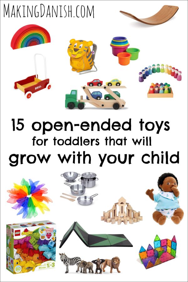 15 toys that will grow with your child
