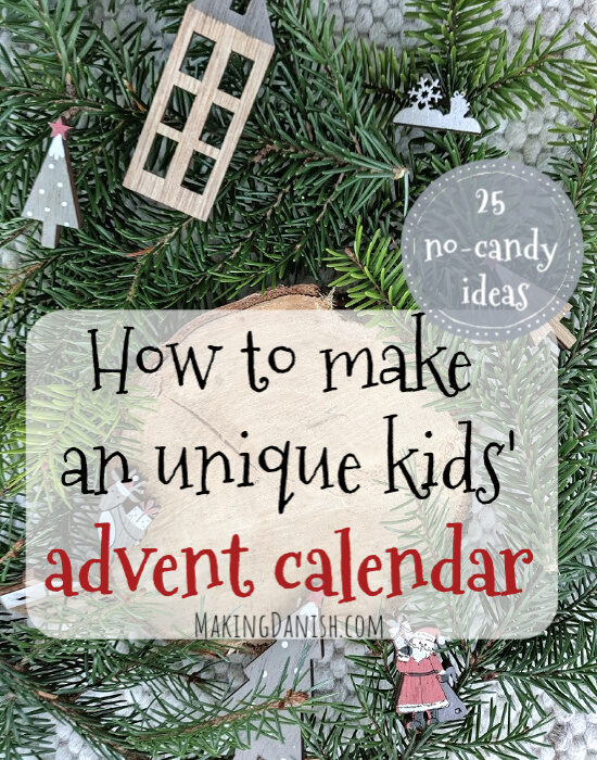 25 non-candy advent calendars for kids