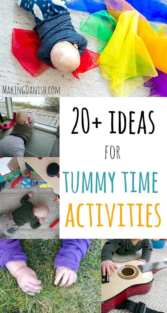 best ideas tummy time activities